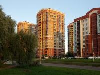 Kazan, st Dunayskaya, house 36. Apartment house