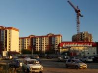 Kazan, st Dunayskaya, house 38. Apartment house