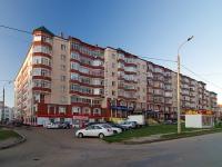 Kazan, st Dunayskaya, house 43А. Apartment house