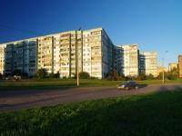 Kazan, st Dunayskaya, house 47. Apartment house