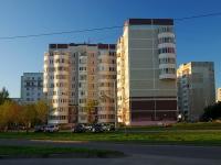 Kazan, st Dunayskaya, house 49А. Apartment house
