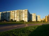 Kazan, st Dunayskaya, house 49. Apartment house