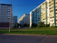 Kazan, st Dunayskaya, house 51. Apartment house