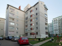 Kazan, st Dunayskaya, house 53 к.2. Apartment house