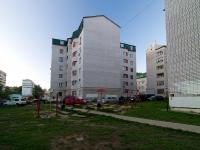 Kazan, st Dunayskaya, house 53 к.3. Apartment house