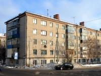 Казань, улица Лейтенанта Красикова (п. Юдино), дом 2. многоквартирный дом