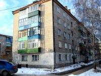 Казань, улица Лейтенанта Красикова (п. Юдино), дом 4. многоквартирный дом