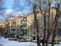 Казань, улица Лейтенанта Красикова (п. Юдино), дом 6. многоквартирный дом