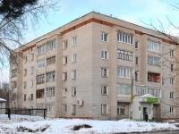 Казань, улица Лейтенанта Красикова (п. Юдино), дом 11. многоквартирный дом