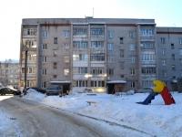 Казань, улица Лейтенанта Красикова (п. Юдино), дом 13. многоквартирный дом