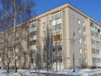 Казань, улица Лейтенанта Красикова (п. Юдино), дом 15. многоквартирный дом