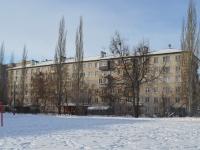 Казань, улица Лейтенанта Красикова (п. Юдино), дом 14. многоквартирный дом