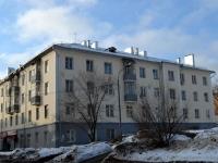 Казань, улица Ильича (п. Юдино), дом 27. многоквартирный дом