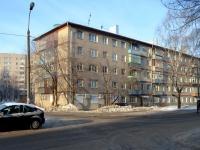 Казань, улица Ильича (п. Юдино), дом 21. многоквартирный дом