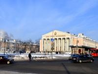 Казань, улица Ильича (п. Юдино), дом 1 к.1. дом/дворец культуры