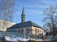 Казань, улица Ильича (п. Юдино), дом 4. мечеть Жомга