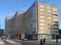 Казань, улица Ильича (п. Юдино), дом 28. многоквартирный дом