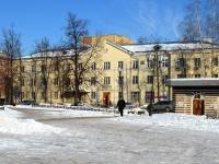 Казань, улица Ильича (п. Юдино), дом 36. многоквартирный дом
