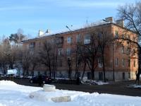 Казань, улица Ильича (п. Юдино), дом 38. многоквартирный дом