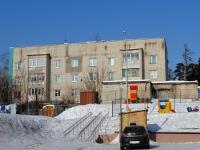 Казань, улица Ильича (п. Юдино), дом 40. многоквартирный дом