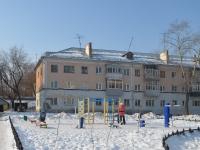 Казань, улица Ильича (п. Юдино), дом 29. многоквартирный дом