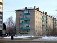 соседний дом: ул. Революционная (п. Юдино), дом 45. многоквартирный дом