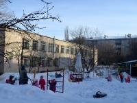 Казань, улица Революционная (п. Юдино), дом 47А. детский сад №125, Петушок