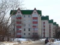 Казань, улица Революционная (п. Юдино), дом 69. многоквартирный дом