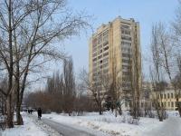Казань, улица Революционная (п. Юдино), дом 39. многоквартирный дом