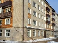 Казань, улица Ферганская (п. Юдино), дом 3. многоквартирный дом