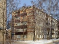 Казань, улица Ферганская (п. Юдино), дом 5. многоквартирный дом
