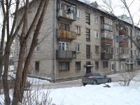 Казань, улица Черемховская (п. Юдино), дом 21. многоквартирный дом