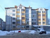 Казань, улица Яна Юдина (п. Юдино), дом 26. многоквартирный дом