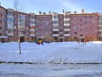 Казань, улица Залесная (п. Залесный), дом 1Д. многоквартирный дом