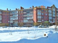 Казань, улица Залесная (п. Залесный), дом 1Г. многоквартирный дом