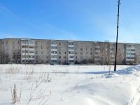 Казань, улица Залесная (п. Залесный), дом 1В. многоквартирный дом