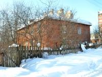 Казань, улица Залесная (п. Залесный), дом 3. многоквартирный дом