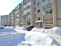 Казань, улица Залесная (п. Залесный), дом 5. многоквартирный дом