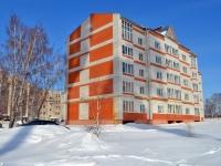 Казань, улица Залесная (п. Залесный), дом 5А. многоквартирный дом