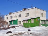 Казань, улица Залесная (п. Залесный), дом 16. многоквартирный дом