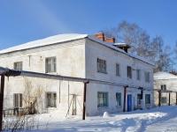 Казань, улица Залесная (п. Залесный), дом 22. многоквартирный дом