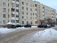 Казань, улица Железнодорожников (п. Юдино), дом 17. многоквартирный дом