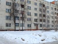Казань, улица Железнодорожников (п. Юдино), дом 19. многоквартирный дом