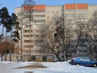 Казань, улица Железнодорожников (п. Юдино), дом 19А. многоквартирный дом