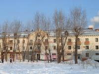 Казань, улица Железнодорожников (п. Юдино), дом 20. многоквартирный дом