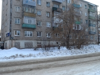 Казань, улица Железнодорожников (п. Юдино), дом 22. многоквартирный дом
