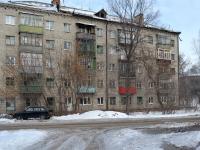 Казань, улица Железнодорожников (п. Юдино), дом 23. многоквартирный дом