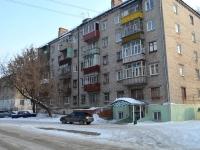 Казань, улица Железнодорожников (п. Юдино), дом 24. многоквартирный дом