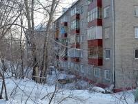 Казань, улица Железнодорожников (п. Юдино), дом 4. многоквартирный дом