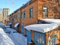 Казань, улица Железнодорожников (п. Юдино), дом 7. многоквартирный дом